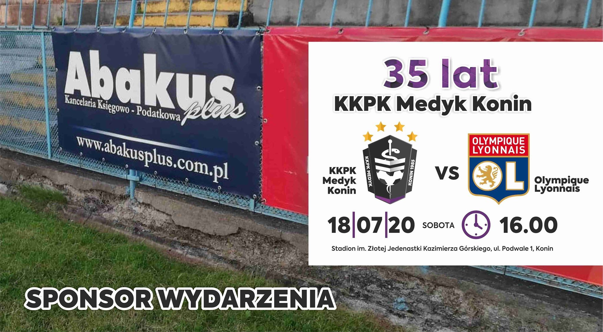 35 lecie KKPK Medyk Konin